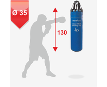 Leather Water Punching Bag d35 130cm