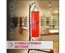 Boxing Stand for Bags up to 35 kg with Height Adjustment