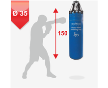 Leather Water Punching Bag d35 150cm