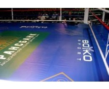 Boxing Ring Floor PVC Canvas