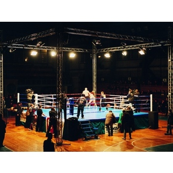 Professional Platform Boxing Ring 5,5х5,5х0,6 m. Ropes 4,5 х4,5 m.