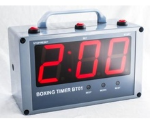 Portable Timer for Boxing - symbol height 6 cm