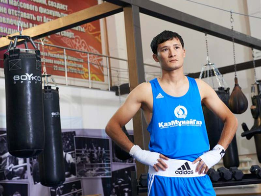 Hall for the Kazakhstan national boxing